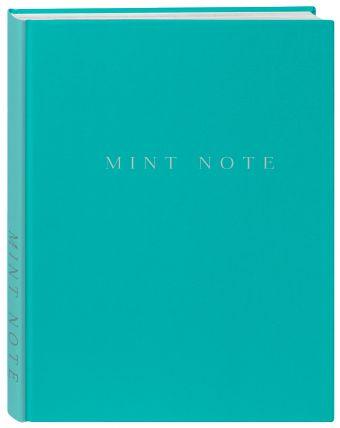 Mint Note. Стильный блокнот с