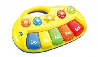 Музыкальная развивающая игрушка. ЛЮБИМОЕ ПИАНИНО (Арт. И-4769)