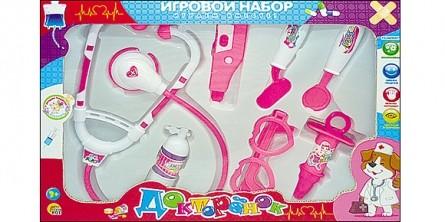 Игровой набор доктора. ДОКТОРЕНОК-2 (Арт. И-7103)