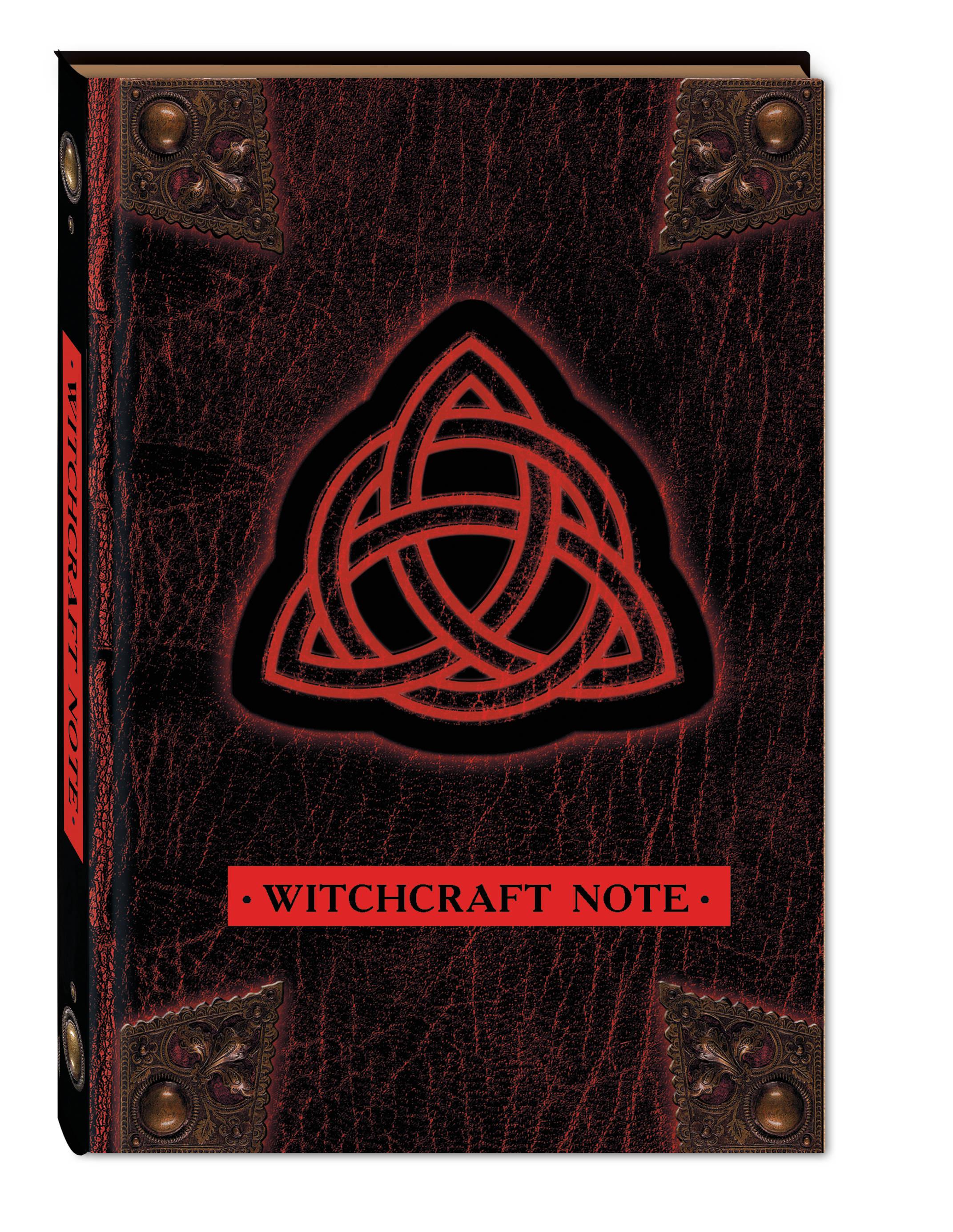 цена Witchcraft Note. Зачарованный блокнот для записей и скетчей (твердый переплет) онлайн в 2017 году