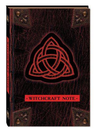 Witchcraft Note. Зачарованный блокнот для записей и скетчей (твердый переплет)