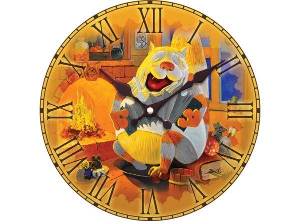"Часы. Часы настенные ""Василич"", диаметр 34 см (008-CL)"
