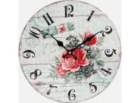 """Часы. Часы настенные """"Письмо из лета"""", диаметр 34 см (138-CL )"""