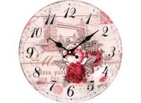 """Часы. Часы настенные """"Тауэрский мост"""", диаметр 34 см (139-CL)"""