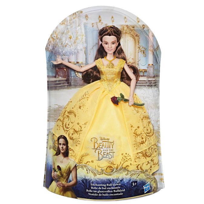 DISNEY BEAUTY & THE BEAST Бэлль в  роскошном платье (B9166)