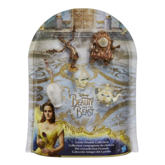 DISNEY BEAUTY & THE BEAST Набор маленьких кукол (B9168) DISNEY BEAUTY & THE BEAST