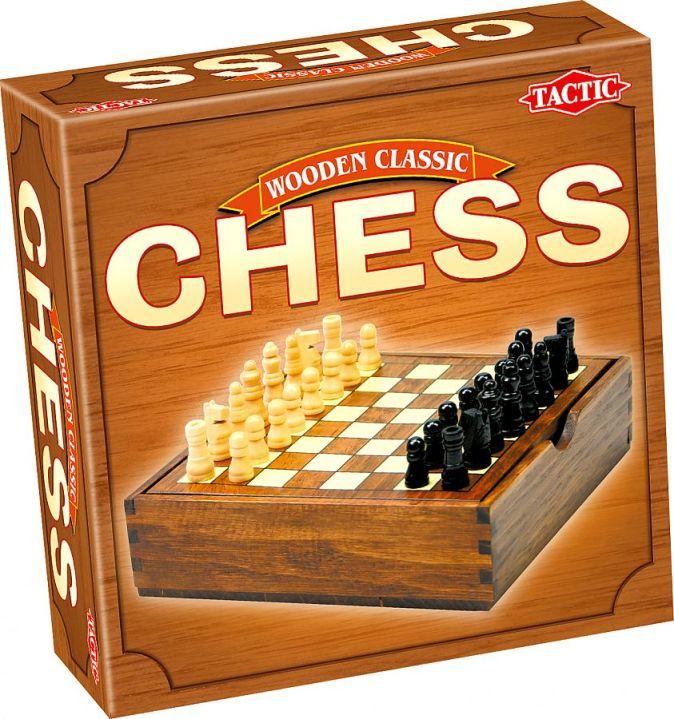 Tactic Games - Шахматы, мини обложка книги