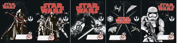 Тетр 18л скр А5 кл карт STW76/5-EAC твин УФ Star Wars