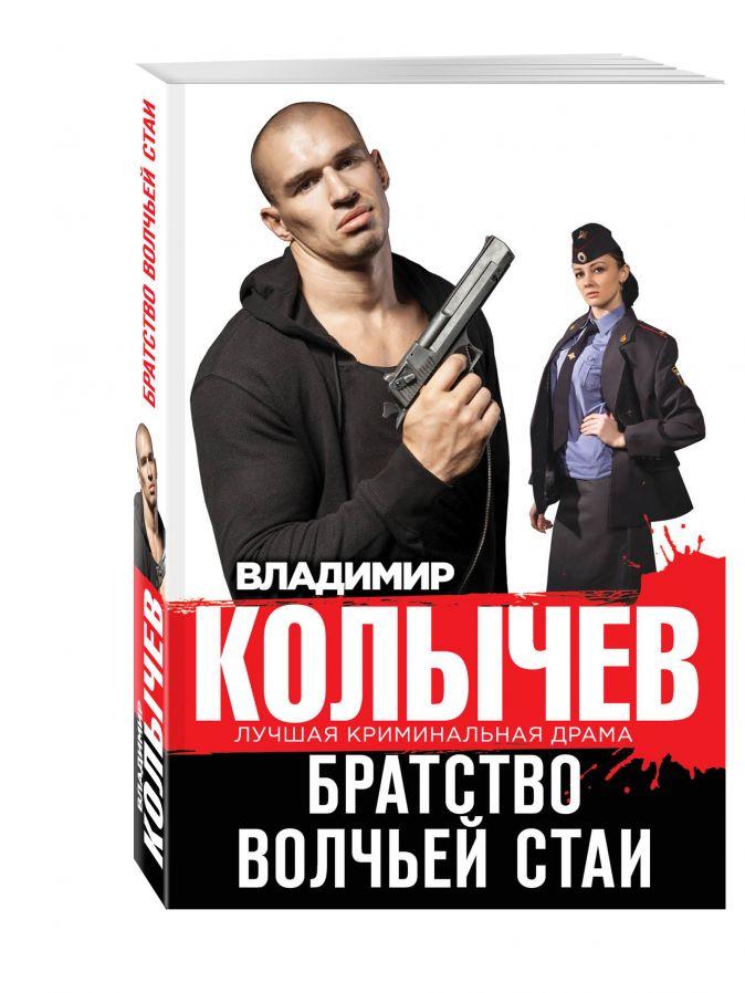 Братство волчьей стаи Владимир Колычев