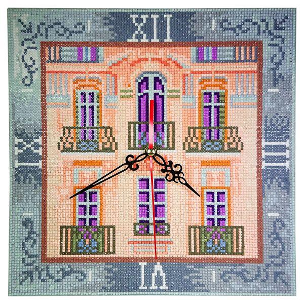 Алмазные часы. Дом с мезонином (7303001-P )