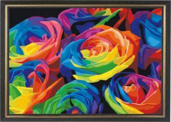 Картины со стразами. Розы (CKC001)