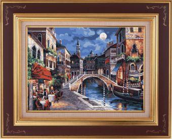 Картины со стразами. Венеция (CKC176)