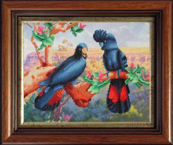 Мозаичные картины. Гранд каньон (10011)