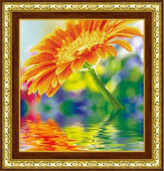 Мозаичные картины. Солнечный цветок (80133)