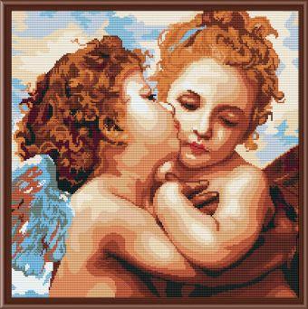 Мозаичные картины. Ангелочки (MO007)