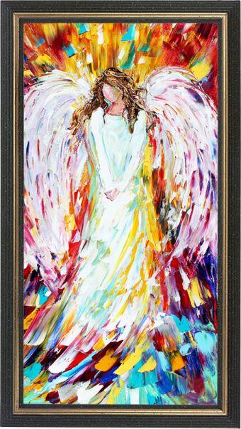 Мозаичные картины. Ангел (MO047)