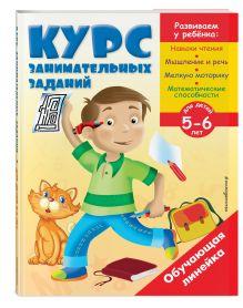 Курс занимательных заданий: для детей 5-6 лет