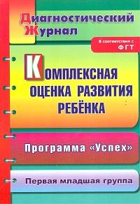 Комплексная оценка развития ребенка по программе