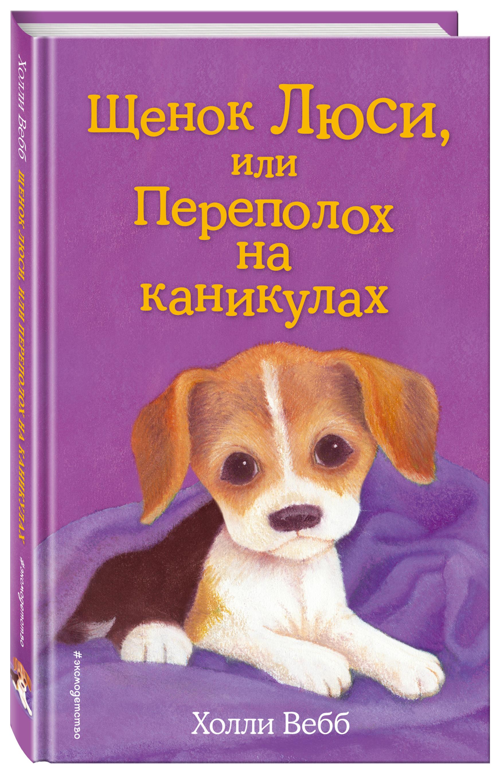 Холли Вебб Щенок Люси, или Переполох на каникулах (выпуск 32) вебб холли щенок рина или таинственное путешествие