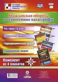 Комплект тематических плакатов