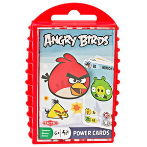 Игра с карточками Angry Birds Tactic Games