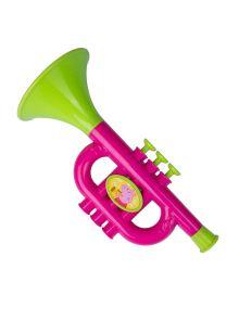 Муз.труба,на блистере, ТМ Peppa Pig