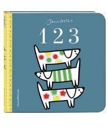 1, 2, 3 (с иллюстрациями Джейн Фостер)