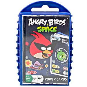 Игра с карточками Angry Birds Космос Tactic Games
