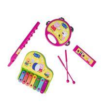 Набор муз.инструментов на блистере, ТМ Peppa Pig