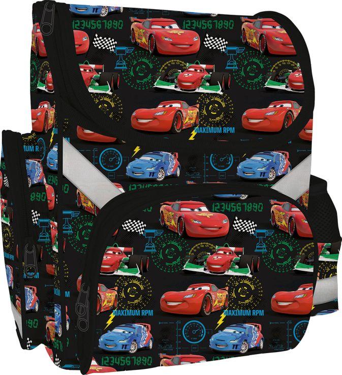 Рюкзак. Мягкая спинка. Размер: 35 х 26,5 х 13 см. Cars