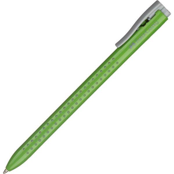 Шариковая ручка GRIP 2022, в картонной коробке, 12 шт., салатовая