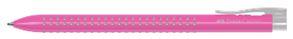 Шариковая ручка GRIP 2022, в картонной коробке, 12 шт., розовая