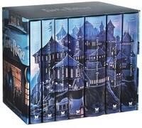 Роулинг Дж.К. Гарри Поттер. Комплект из 7 книг в футляре роберт гэлбрейт джоан роулинг шелкопряд