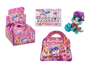 Kitty Club (Dracco) - Фольгир. пакетик Kitty Club Shopping обложка книги