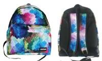 Рюкзак молодежный. Размер 41*29,5* см,,внешний карман для телефона и мелочей, материал полиэстер. 87782
