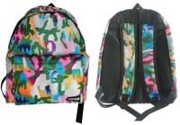 Рюкзак молодежный. Размер 41*29,5* см,внешний карман для телефона и мелочей, материал полиэстер 87784
