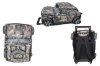Рюкзак сна колесах .Размер 48*32*18 см, боковые карманы ,внешний карман для телефона и мелочей, материал полиэстер 87788