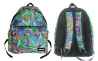 Рюкзак спортивный молодежный. Размер 41*29,5* см, боковые карманы ,внешний карман для телефона и мелочей, материал полиэстер 87781