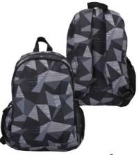 Рюкзак спортивный молодежный. Размер 43*30,5*14* см, боковые карманы ,внешний карман для телефона и мелочей, материал полиэстер 87756