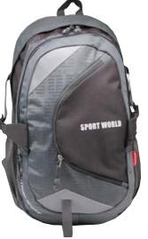 Рюкзак спортивный молодежный. Размер 48*35* см, 2 отделения, боковые карманы из сетки, уплотненная спинка, внутри отделений карманы для телефона и мел