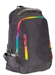 Рюкзак спортивный молодежный. Размер 49*33* см, боковые карманы ,внешний карман для телефона и мелочей, материал нейлон с хлопковой пропиткой 87755