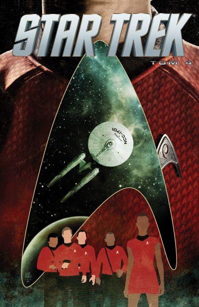 Стартрек / Star Trek. Том 4 - фото 1