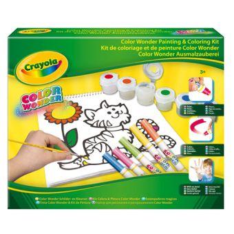 Набор для рисования и раскрашивания Color Wonder