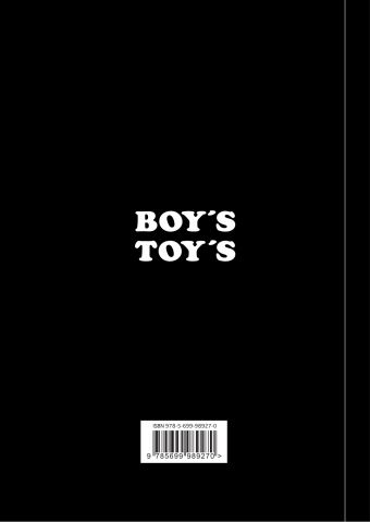 Boy's Toys (Camel Note)