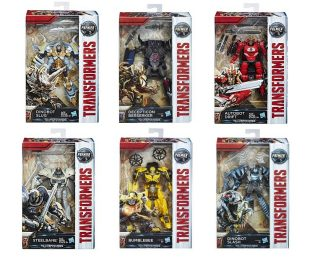 Transformers 5: ДЕЛЮКС 10130140/200417/0011498 Вьетнам