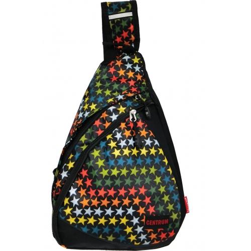 Рюкзак на одной лямке 42*24*12,5 см, полиэстер 87735