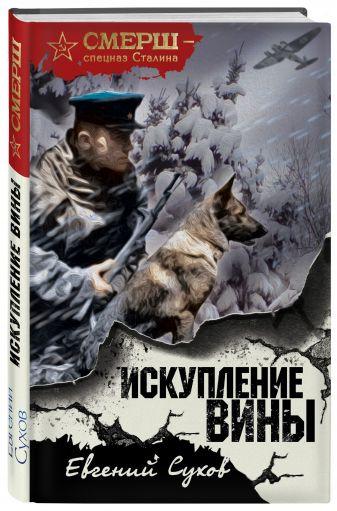 Евгений Сухов - Искупление вины обложка книги