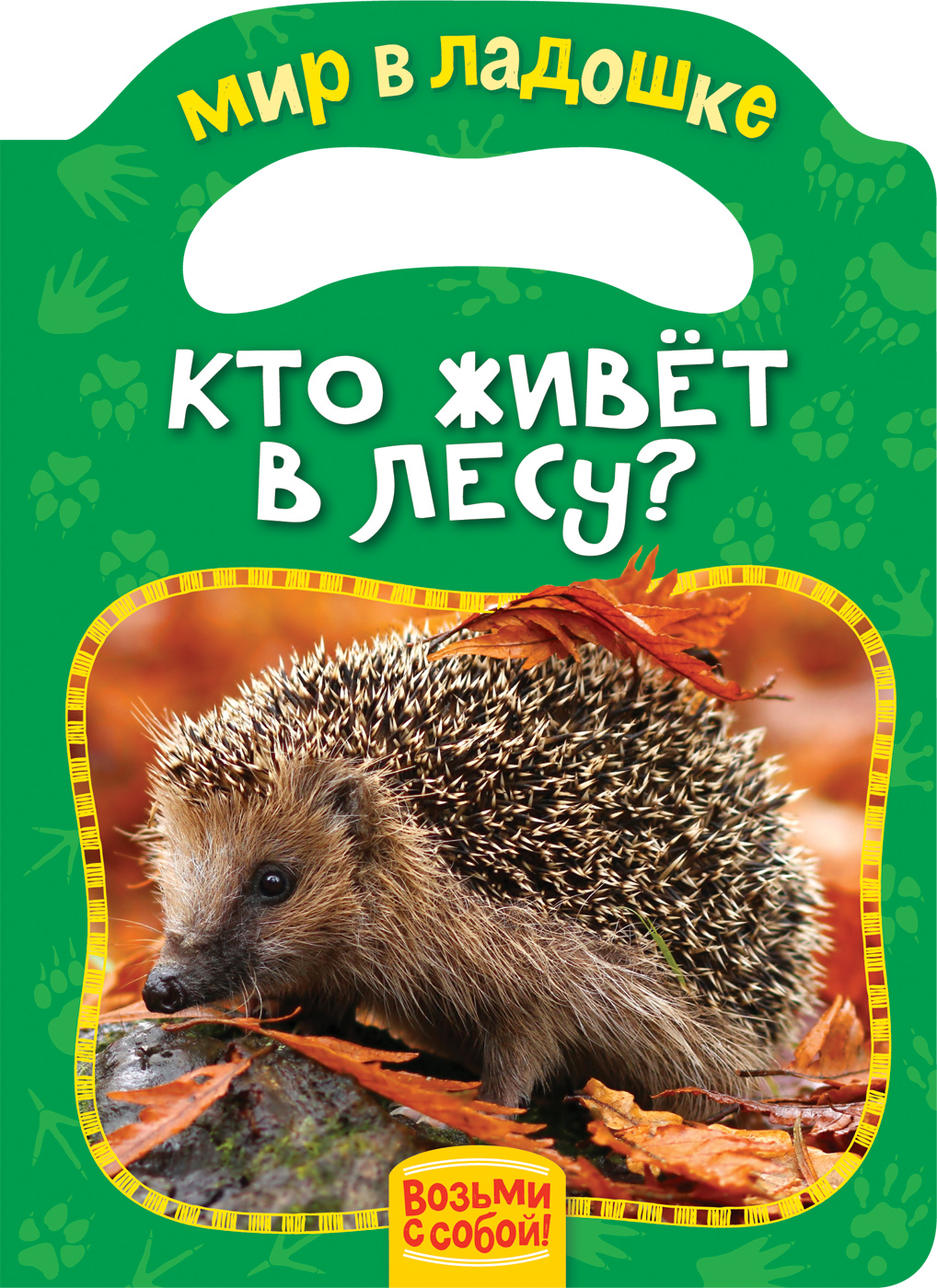 Мазанова Е. К. Кто живет в лесу? (МвЛ)