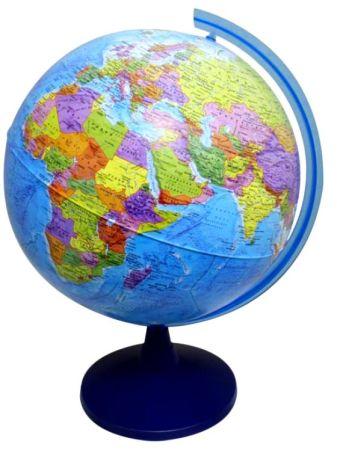 Глобус Земли политический 400 мм.Классик Евро арт.Ке014000243