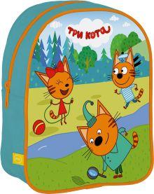 Рюкзак. Малый. Размер: 25 х 20,5 х 10 см. Три Кота
